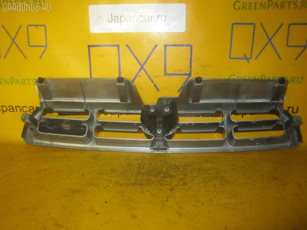 Решетка радиатора SUBARU LEGACY GRAND WAGON BG9. Фото 4