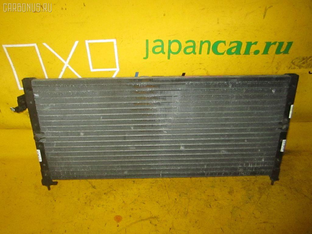 Радиатор кондиционера SUBARU LEGACY GRAND WAGON BG9 EJ25. Фото 2