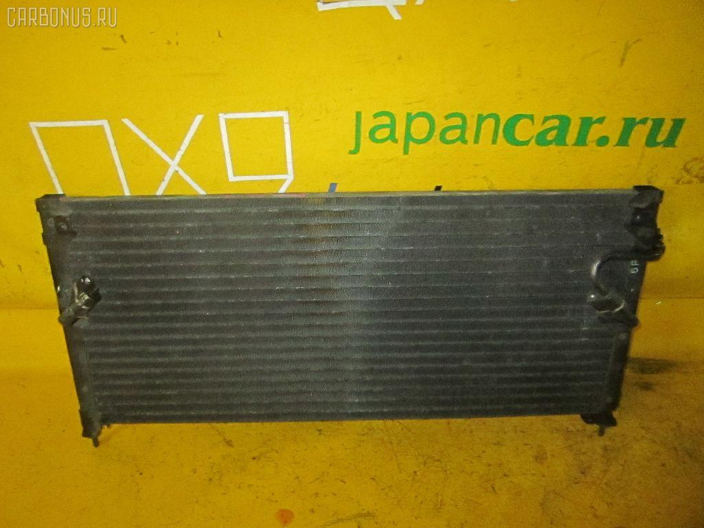Радиатор кондиционера SUBARU LEGACY GRAND WAGON BG9 EJ25. Фото 3