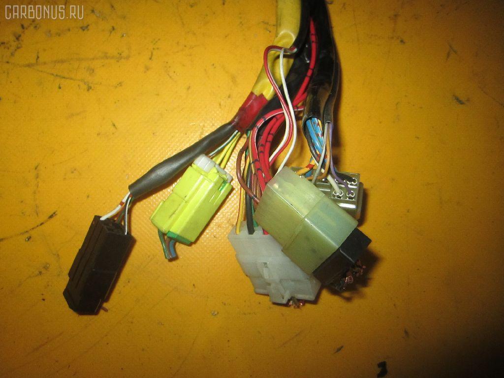 Переключатель поворотов SUBARU LEGACY GRAND WAGON BG9. Фото 2