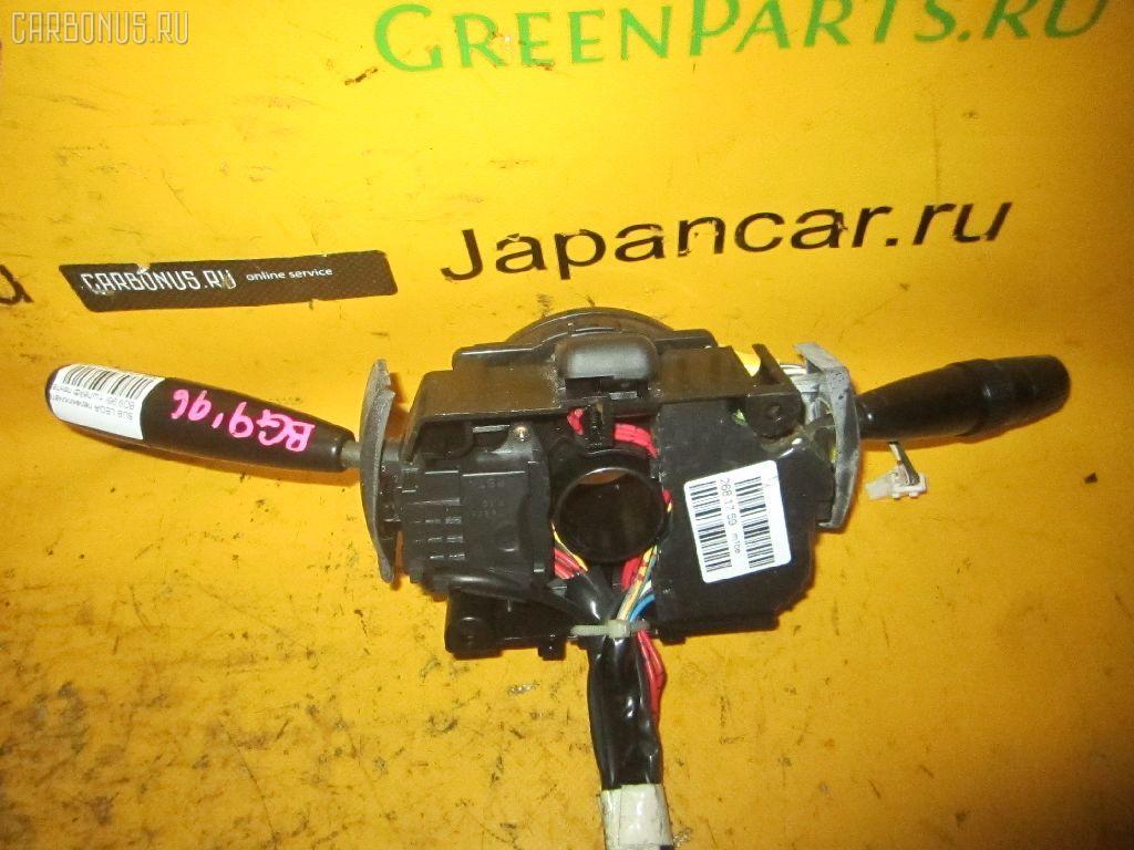Переключатель поворотов SUBARU LEGACY GRAND WAGON BG9. Фото 3