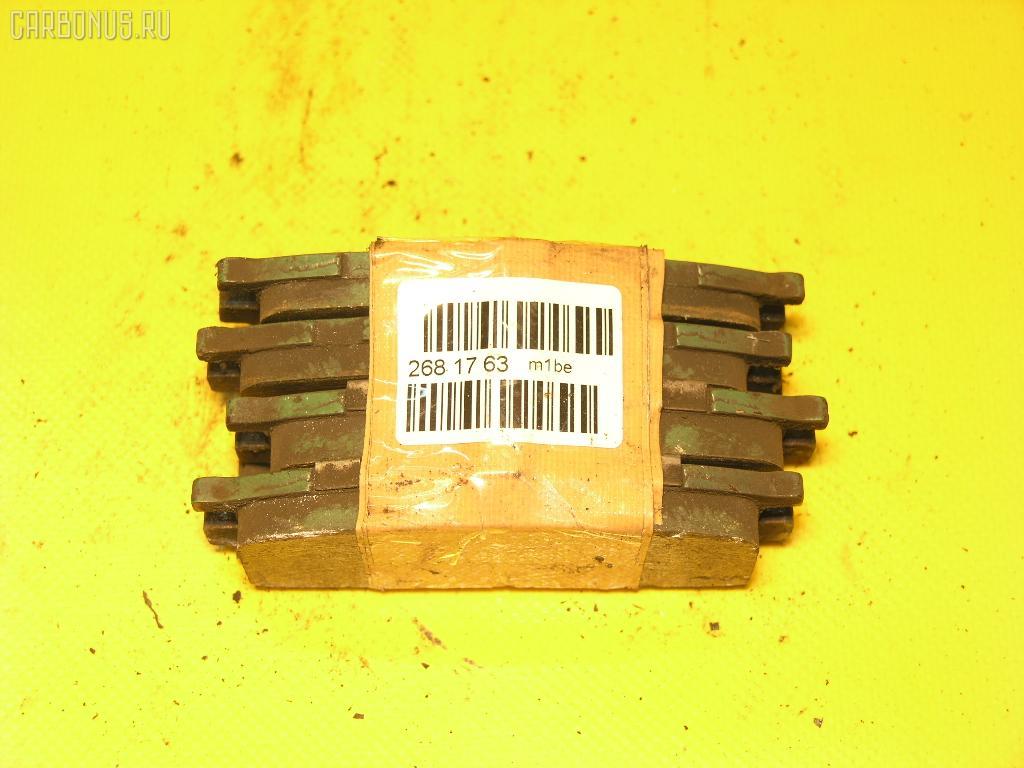 Тормозные колодки SUBARU LEGACY GRAND WAGON BG9 EJ25. Фото 2