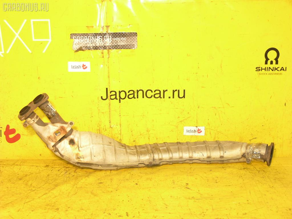 Глушитель TOYOTA MARK II JZX100 1JZ-GE. Фото 7