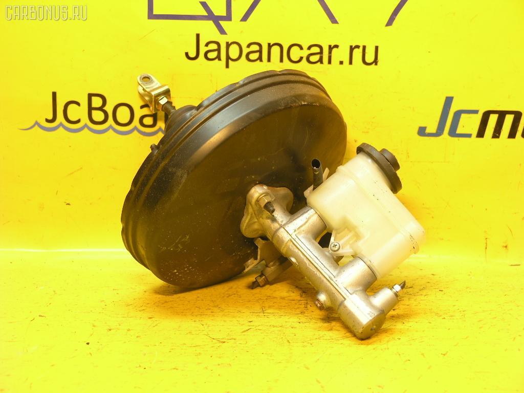 Главный тормозной цилиндр TOYOTA COROLLA EE111 4E-FE. Фото 2