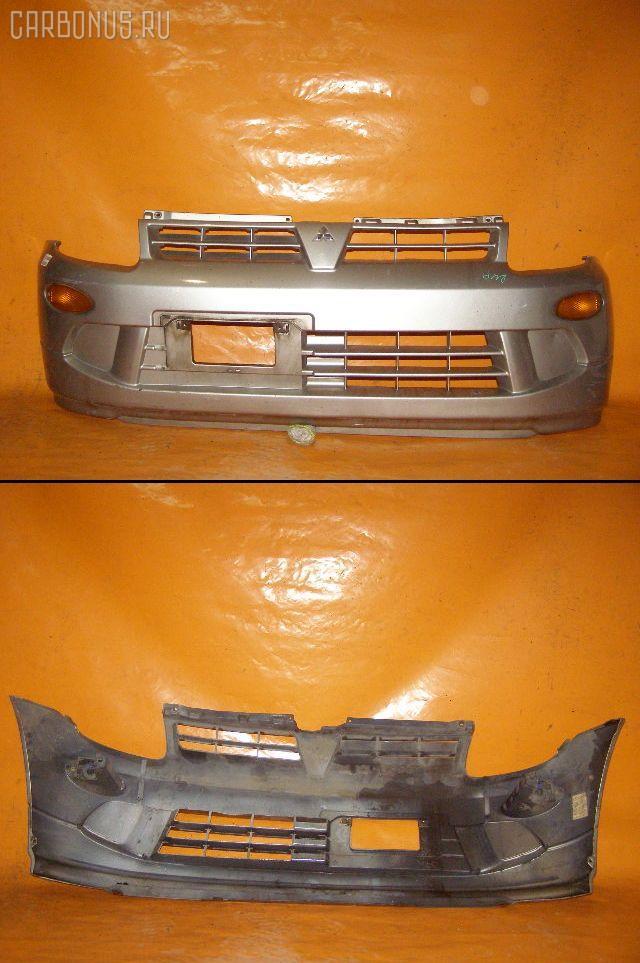 Бампер MITSUBISHI MINICA H42V. Фото 2