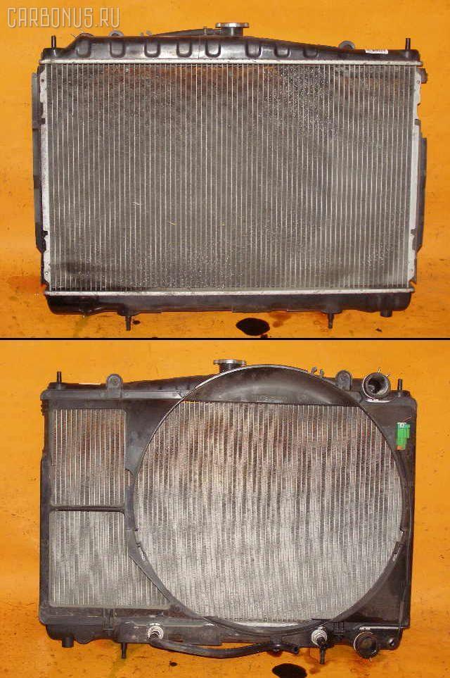 Радиатор ДВС NISSAN STAGEA WGC34 RB25DE. Фото 4