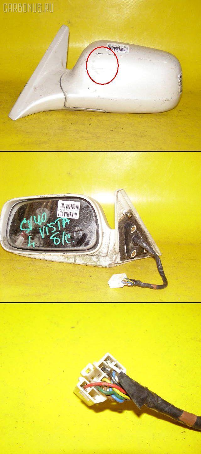 Зеркало двери боковой TOYOTA VISTA SV40. Фото 6