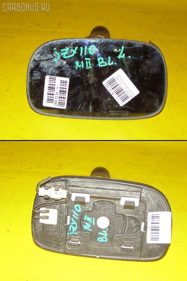 Зеркало-полотно TOYOTA MARK II BLIT JZX110W. Фото 1