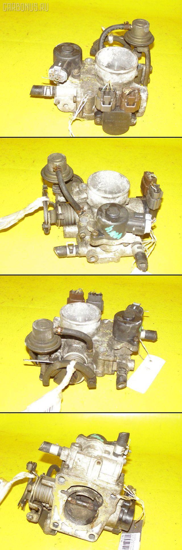 Дроссельная заслонка NISSAN EXPERT VW11 QG18DE. Фото 2