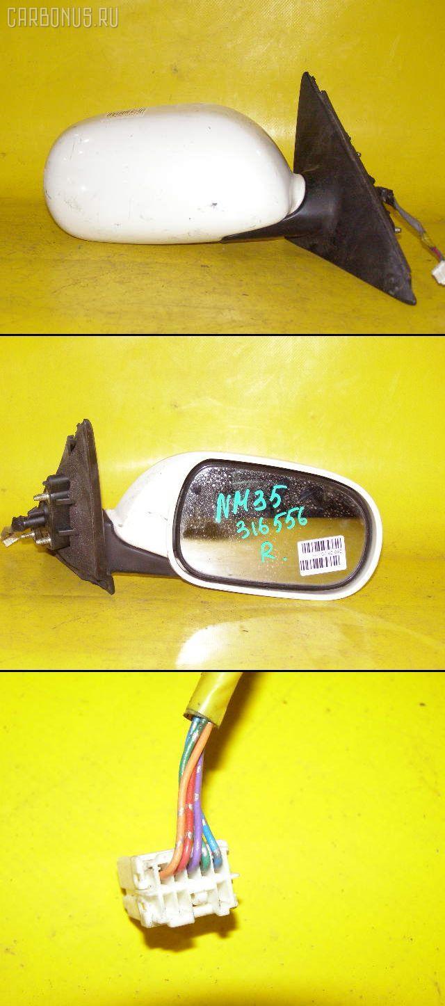 Зеркало двери боковой NISSAN STAGEA NM35. Фото 9