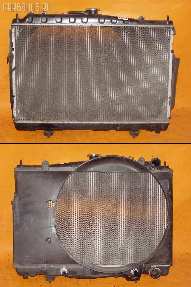 Радиатор ДВС NISSAN LAUREL GC35 RB25DE. Фото 3