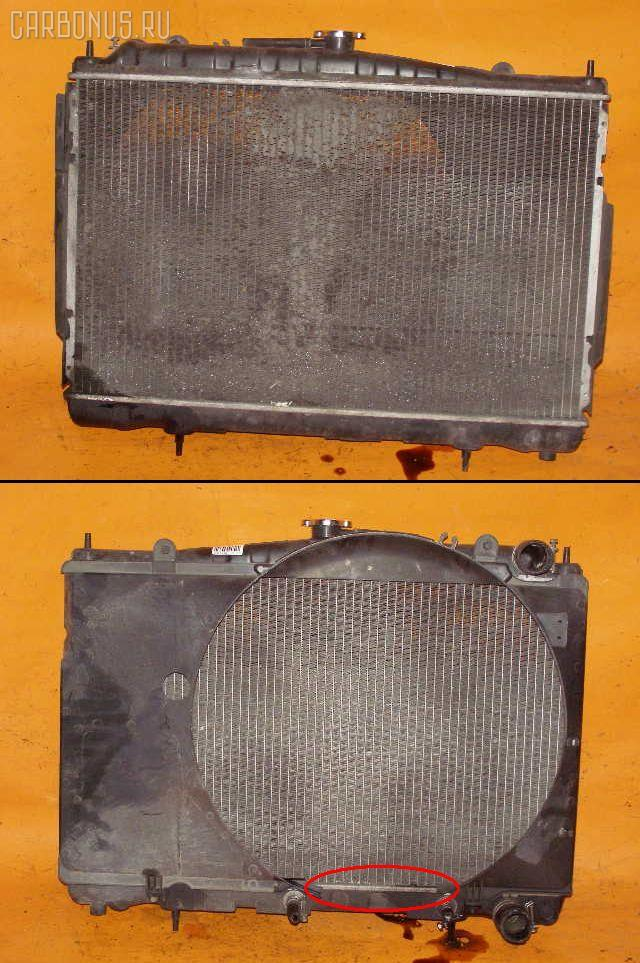 Радиатор ДВС NISSAN SKYLINE HR33 RB20E. Фото 10