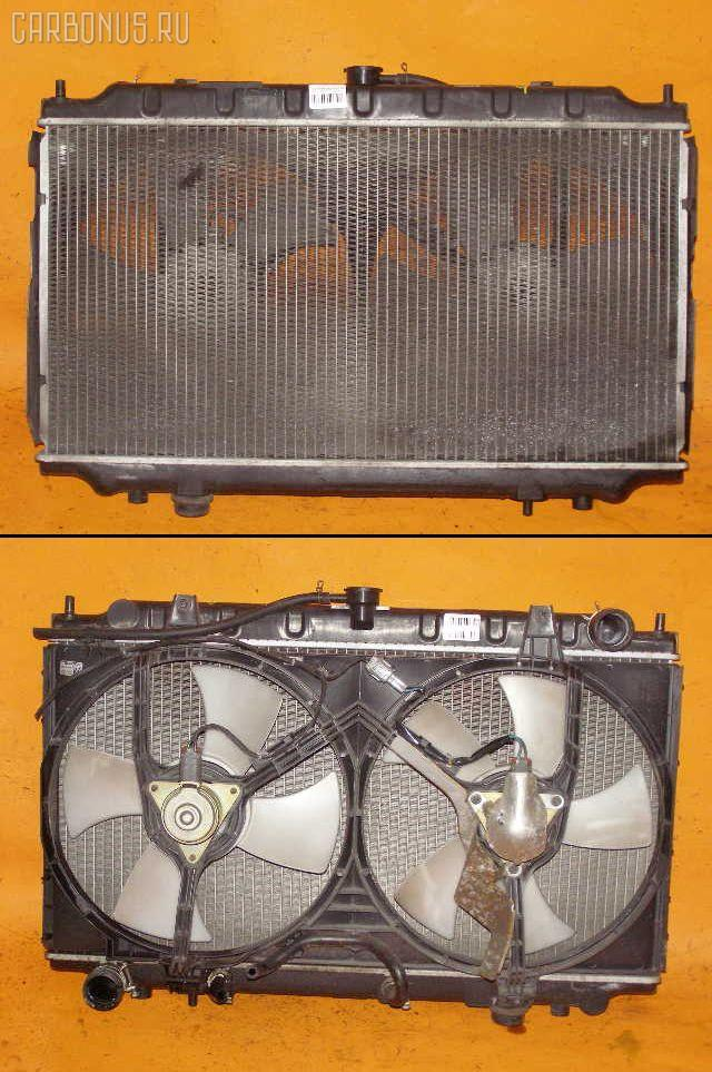 Радиатор ДВС NISSAN PRIMERA HP11 SR20DE. Фото 2