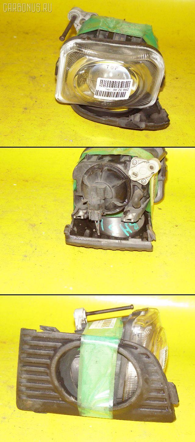 Туманка бамперная SUBARU LEGACY WAGON BH5. Фото 2