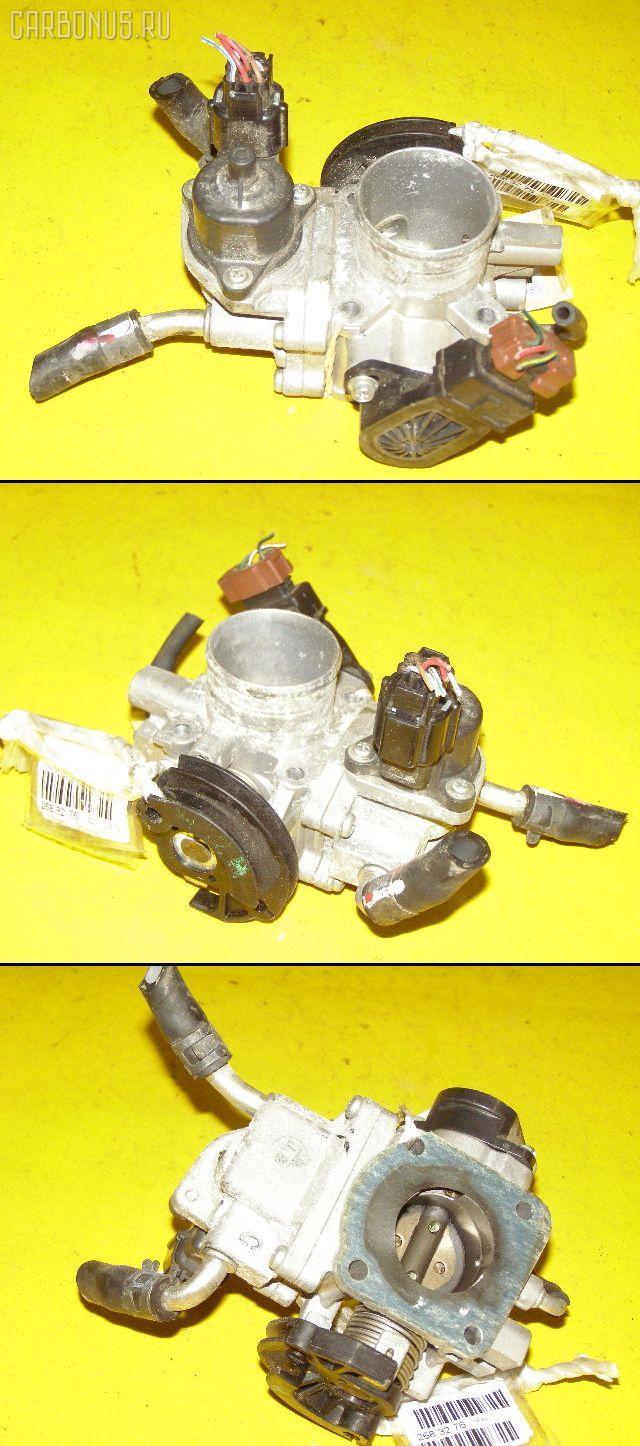 Дроссельная заслонка MITSUBISHI MINICA H42V 3G83. Фото 1