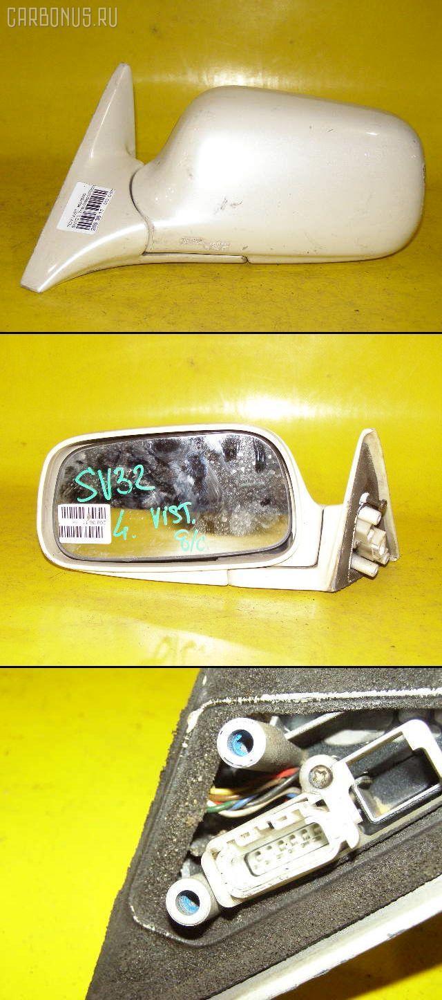 Зеркало двери боковой TOYOTA VISTA SV32. Фото 2