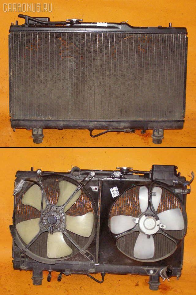 Радиатор ДВС TOYOTA CORONA PREMIO ST210 3S-FE. Фото 10