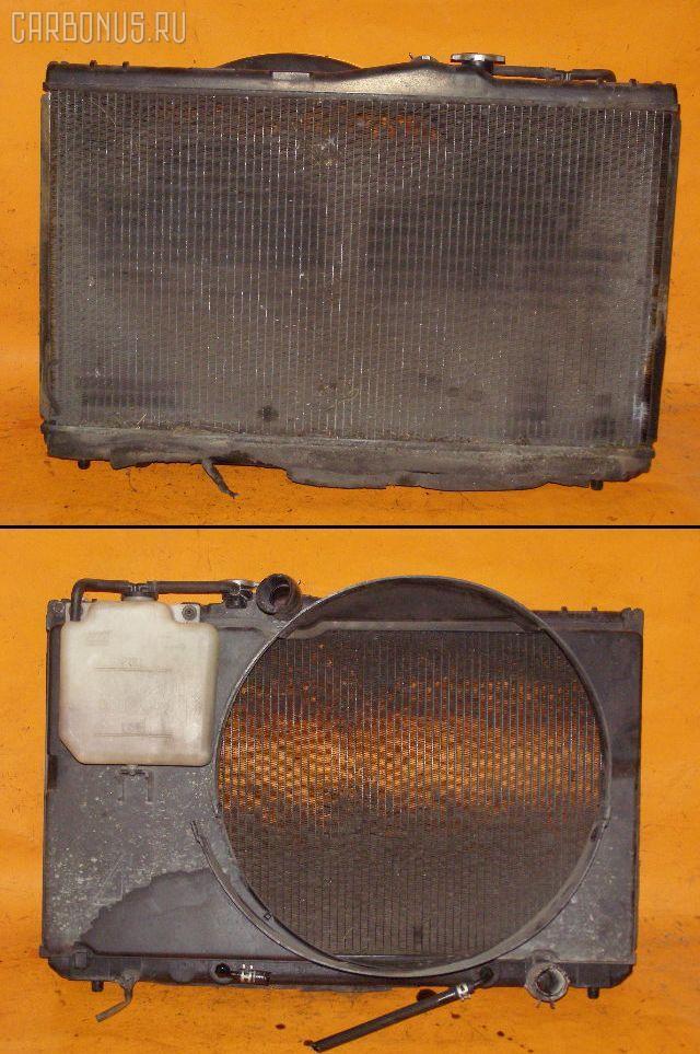 Радиатор ДВС TOYOTA GX90 1G-FE. Фото 4