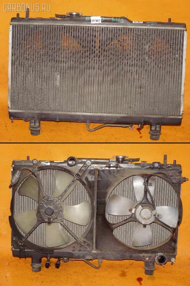 Радиатор ДВС TOYOTA CORONA PREMIO ST210 3S-FE. Фото 11