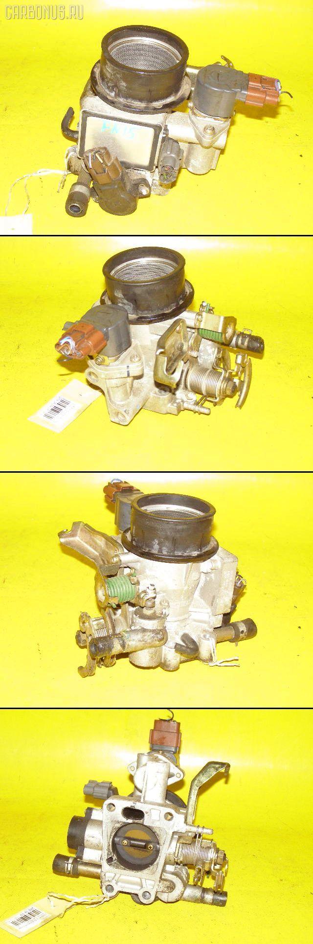 Дроссельная заслонка NISSAN PULSAR FN15 GA15DE. Фото 1