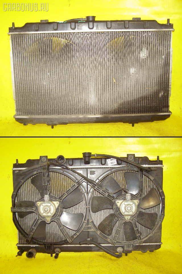 Радиатор ДВС NISSAN SUNNY B15 QG13DE. Фото 10