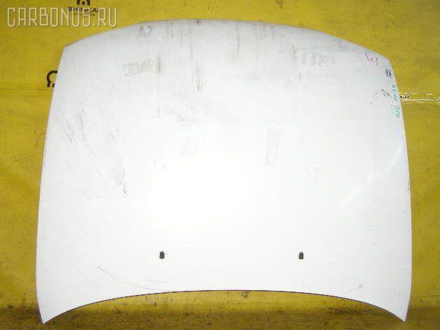 Капот TOYOTA SPRINTER AE100. Фото 11