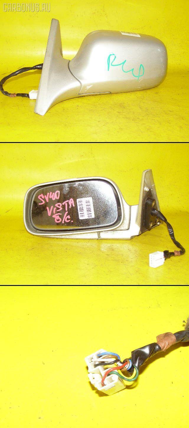 Зеркало двери боковой TOYOTA VISTA SV40. Фото 7