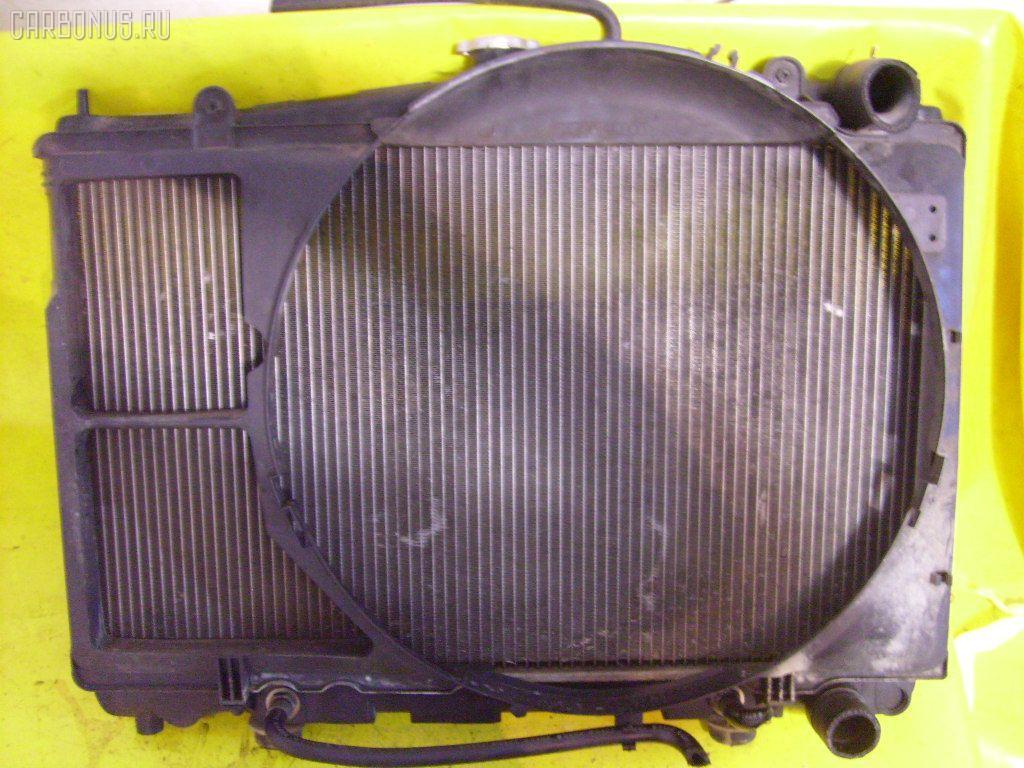 Радиатор ДВС NISSAN LAUREL GC35 RB25DE. Фото 4