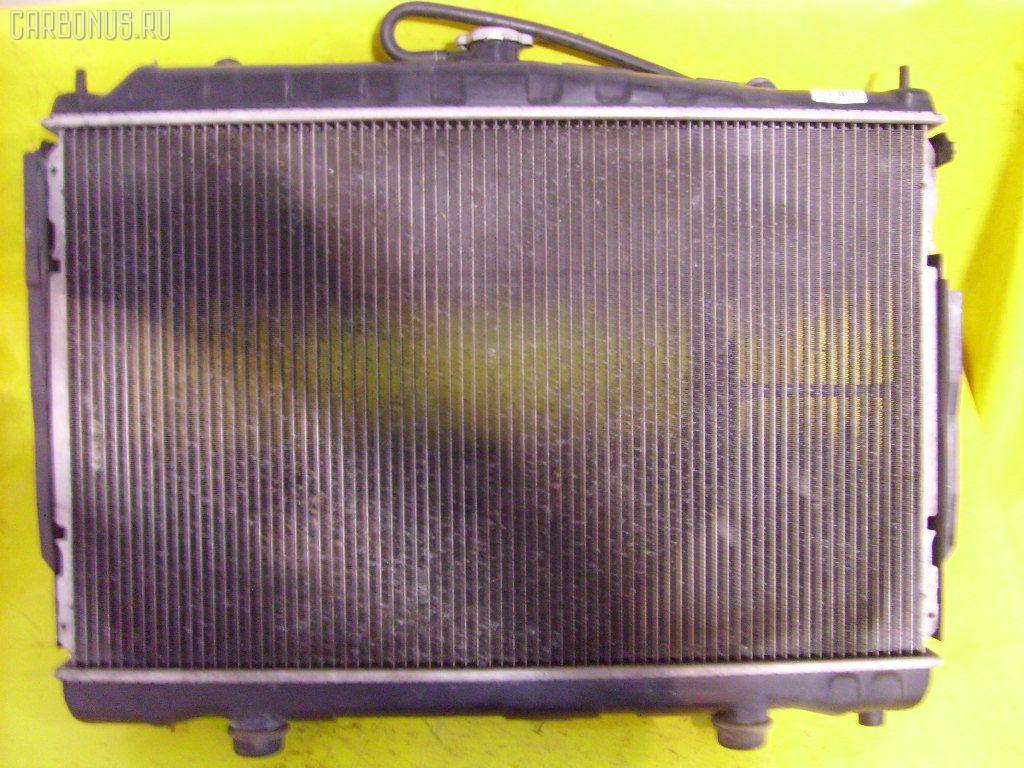 Радиатор ДВС NISSAN LAUREL GC35 RB25DE. Фото 5