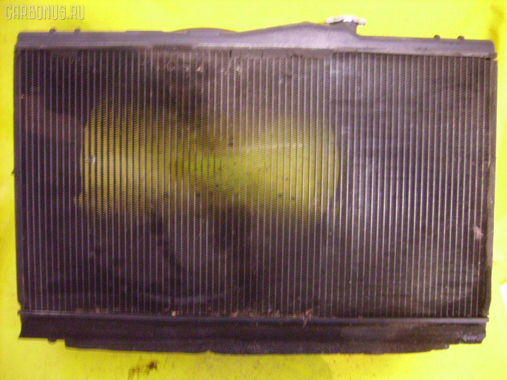 Радиатор ДВС TOYOTA GX90 1G-FE. Фото 6
