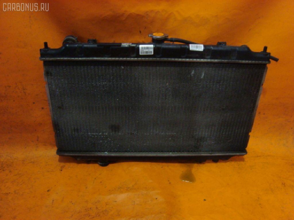 Радиатор ДВС NISSAN BLUEBIRD EU14 SR18DE. Фото 4