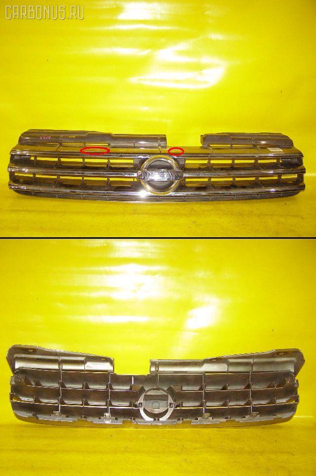 Решетка радиатора NISSAN STAGEA M35 Фото 1