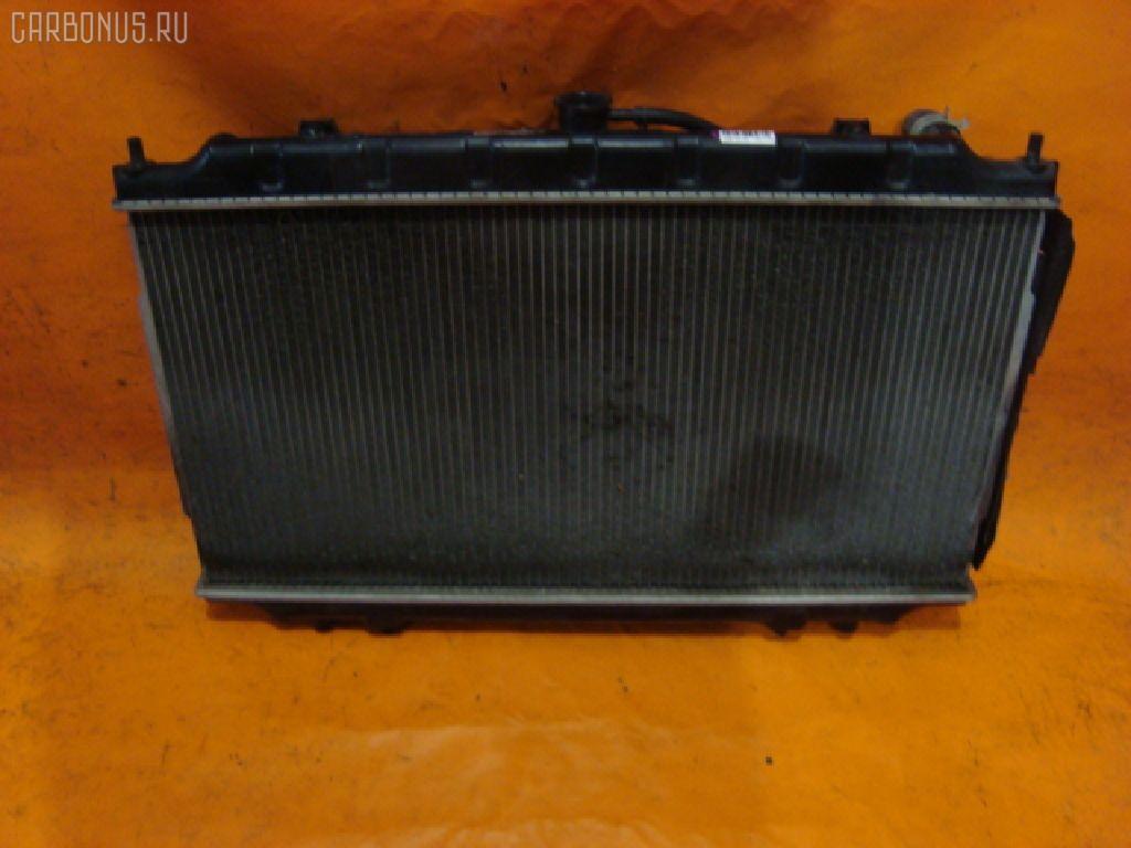 Радиатор ДВС NISSAN BLUEBIRD QU14 QG18DD. Фото 3