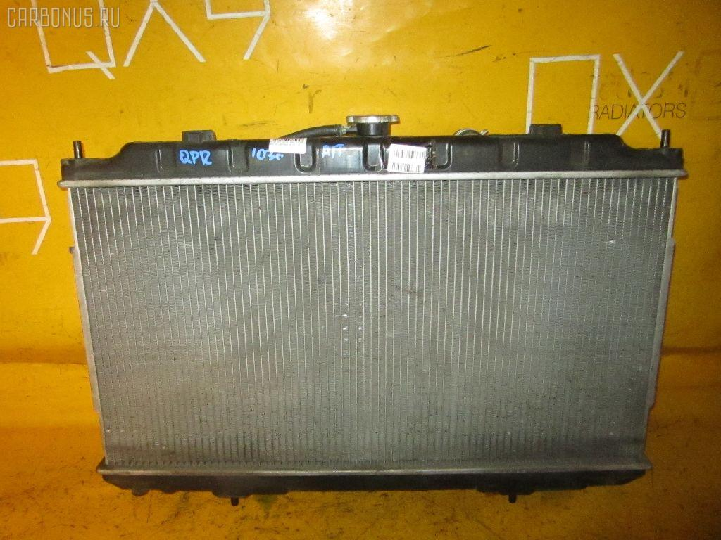 Радиатор ДВС NISSAN AD VAN VFY11 QG15DE. Фото 3