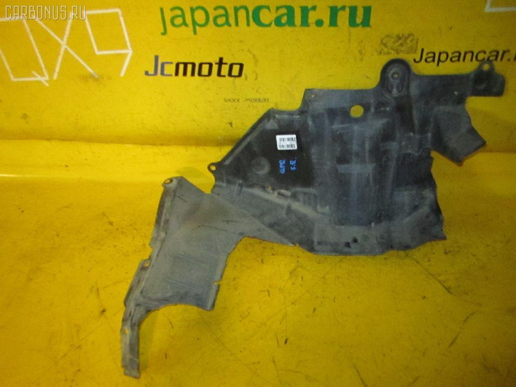 Защита двигателя NISSAN PRIMERA QP12 QG18DE. Фото 1
