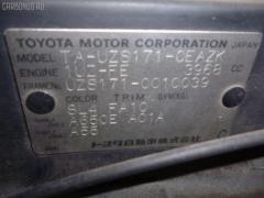Планка телевизора Toyota Crown majesta UZS171 1UZ-FE Фото 2