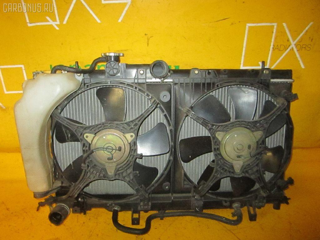 Радиатор ДВС SUBARU IMPREZA WAGON GG2 EJ15. Фото 10
