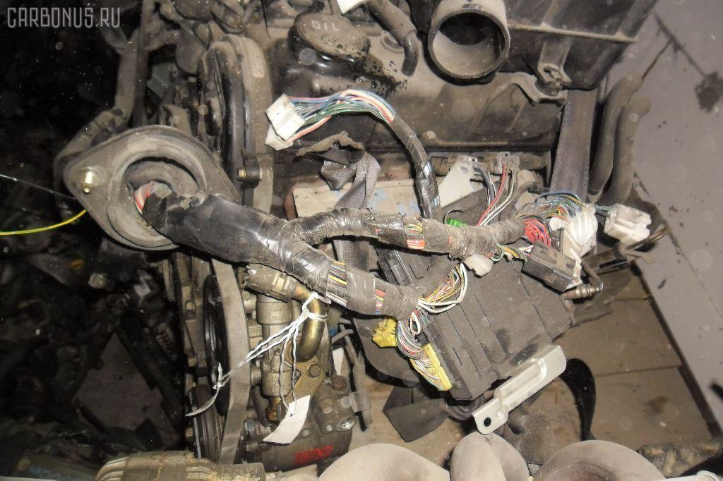 Двигатель Mitsubishi Pajero mini H58A 4A30 Фото 1