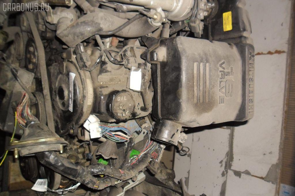Двигатель MITSUBISHI PAJERO MINI H58A 4A30 Фото 3