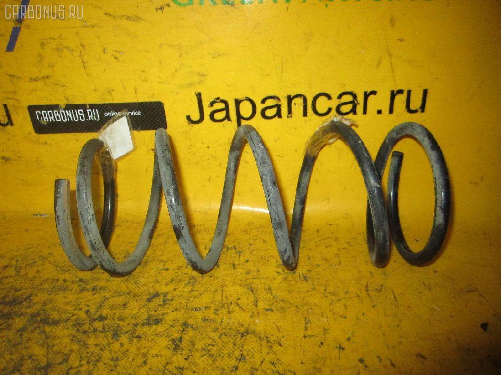 Пружина MITSUBISHI PAJERO MINI H58A 4A30. Фото 2