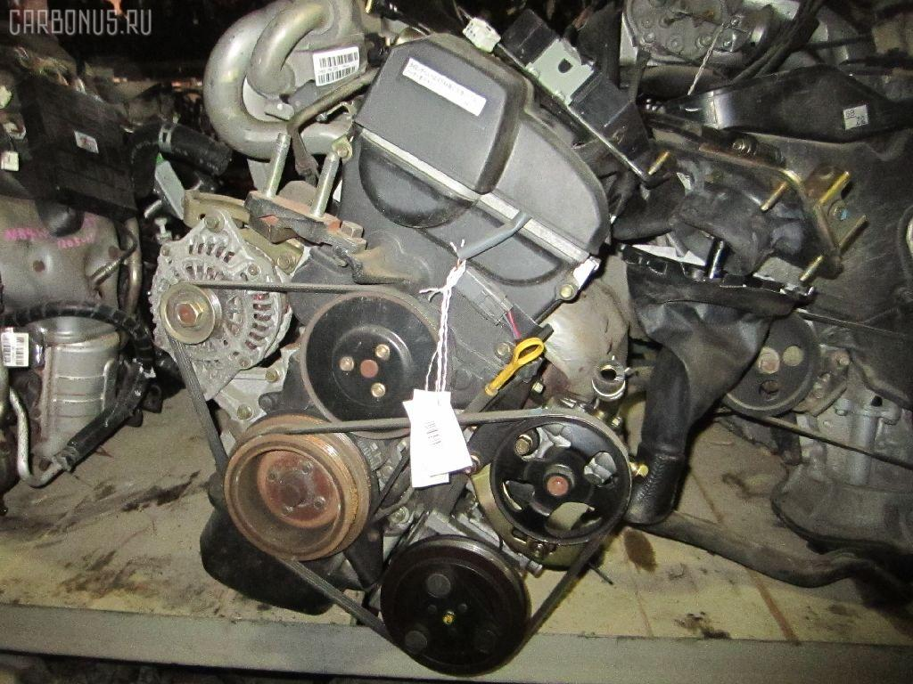 Двигатель MAZDA FAMILIA S-WAGON BJ5W ZL-VE. Фото 7