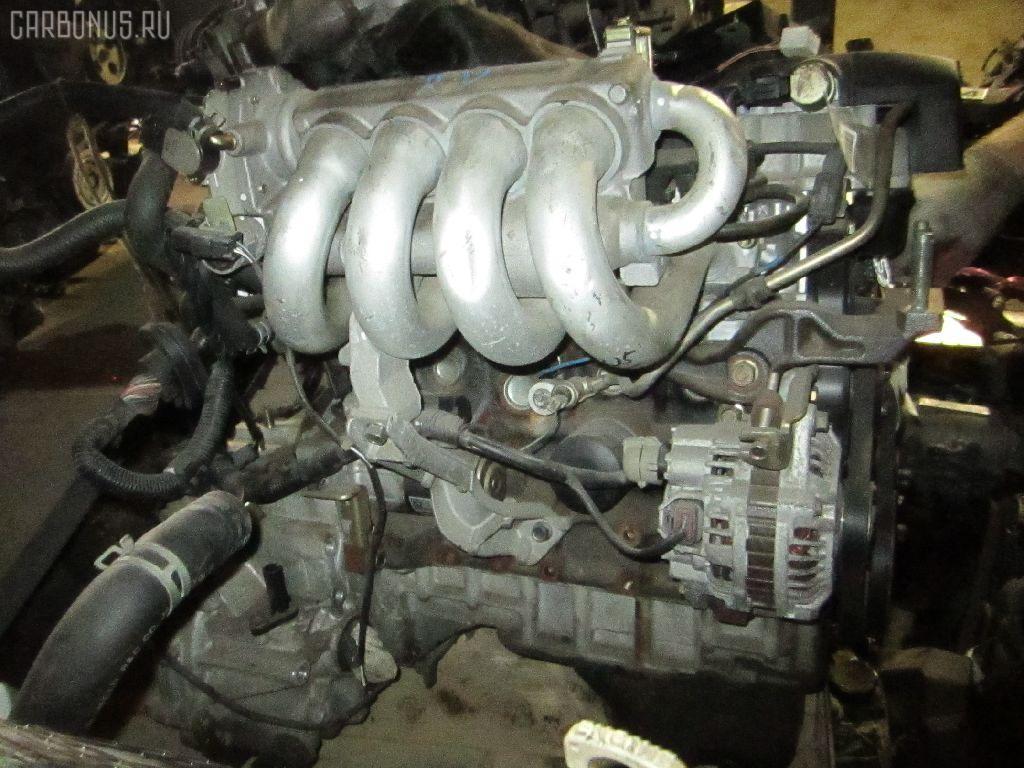 Двигатель MAZDA FAMILIA S-WAGON BJ5W ZL-VE. Фото 8