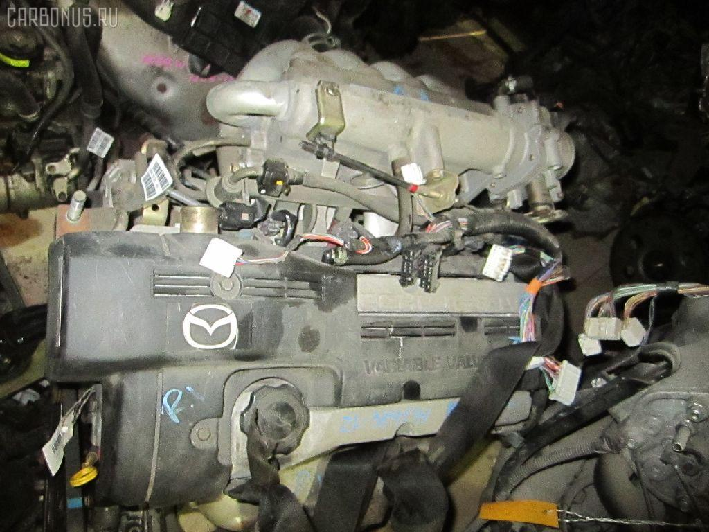Двигатель MAZDA FAMILIA S-WAGON BJ5W ZL-VE. Фото 11