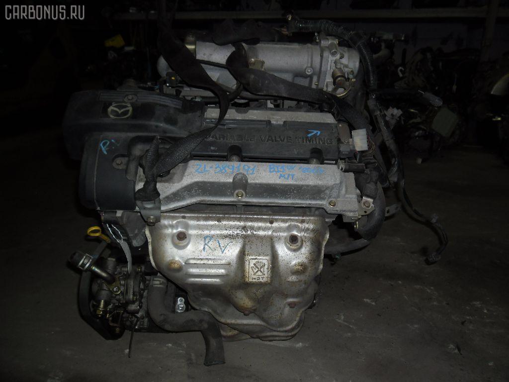 Двигатель MAZDA FAMILIA S-WAGON BJ5W ZL-VE. Фото 2