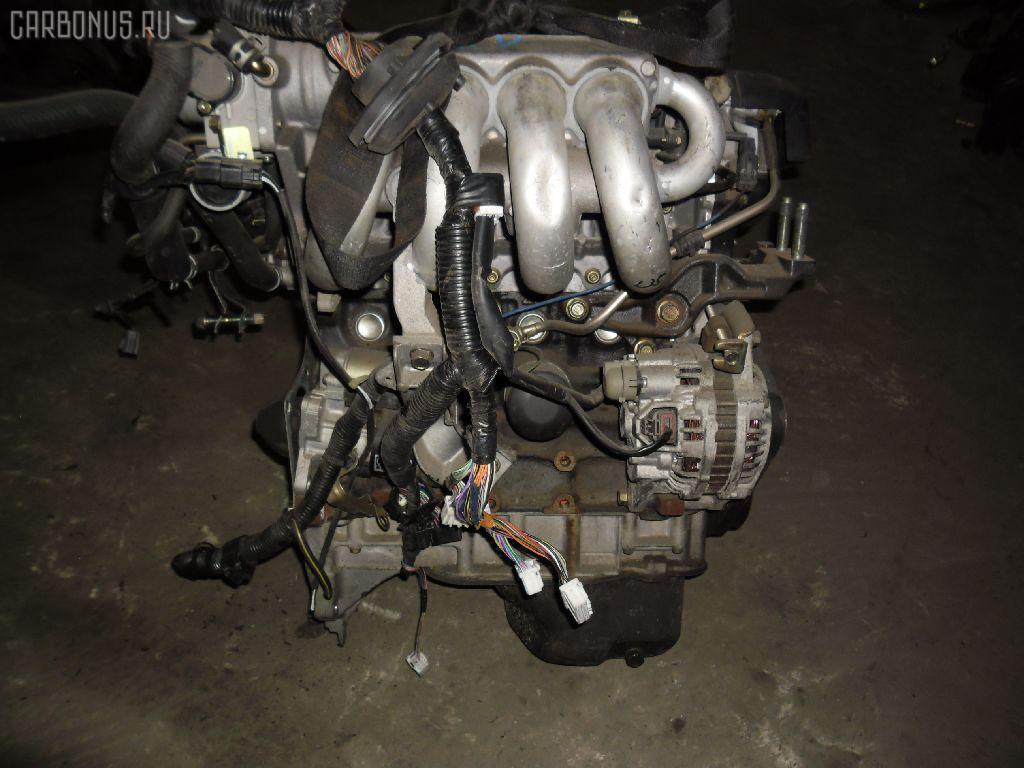 Двигатель MAZDA FAMILIA S-WAGON BJ5W ZL-VE. Фото 4