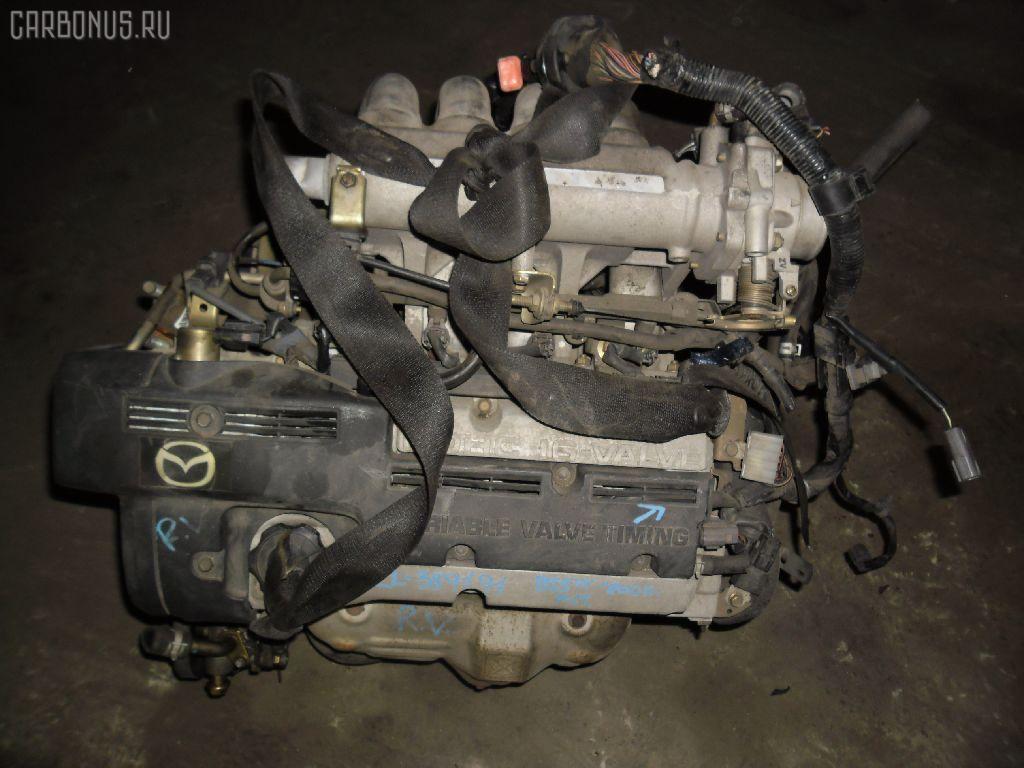 Двигатель MAZDA FAMILIA S-WAGON BJ5W ZL-VE. Фото 5