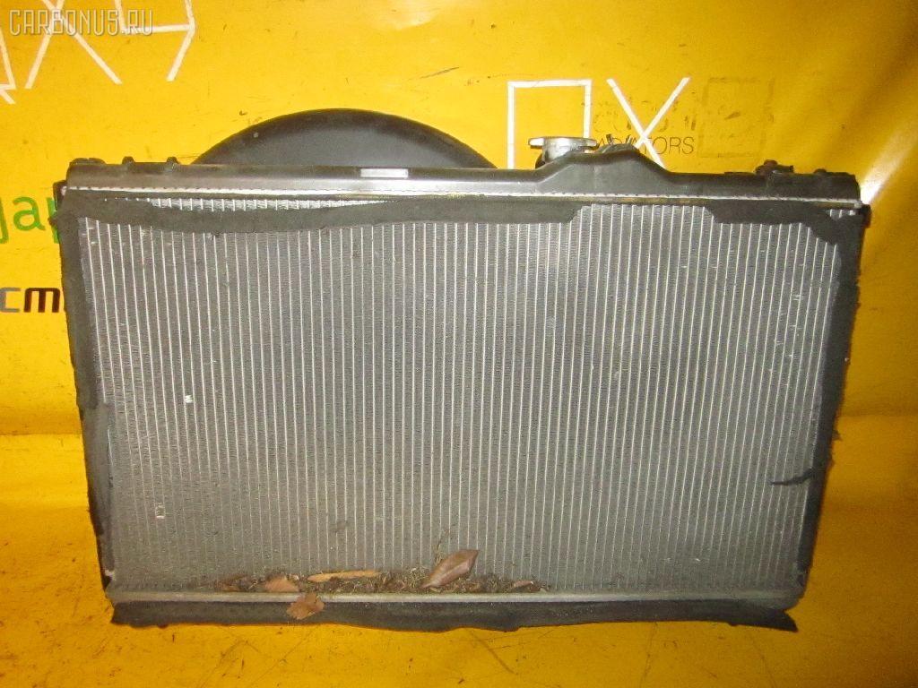 Радиатор ДВС TOYOTA CRESTA JZX100 1JZ-GE. Фото 7