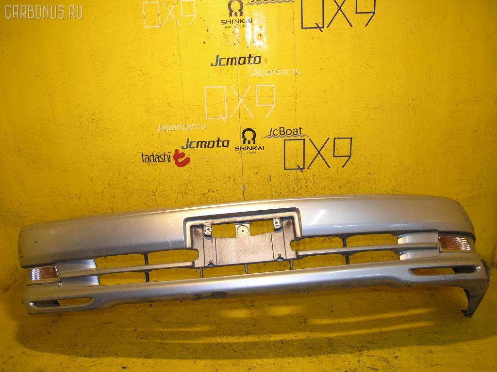 Бампер TOYOTA CRESTA JZX100. Фото 5