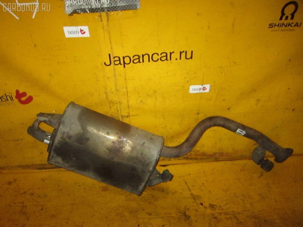 Глушитель TOYOTA CRESTA JZX100 1JZ-GE. Фото 1