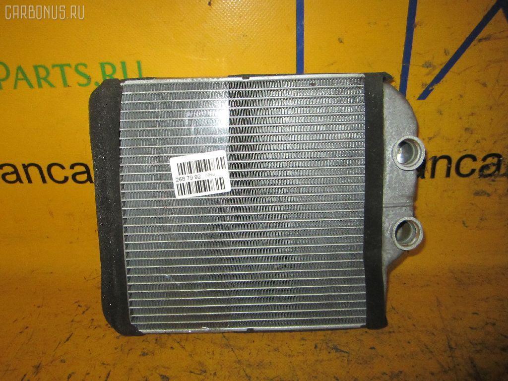 Радиатор печки TOYOTA CALDINA ST215W 3S-GTE. Фото 5
